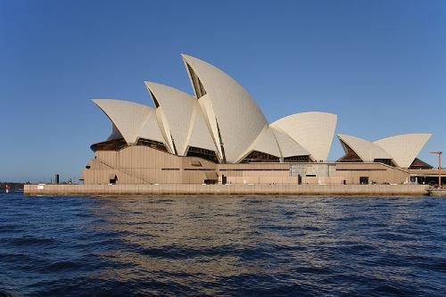 Sidney Opera house - The Sidney Opera house is localed in Sidney,Australia.