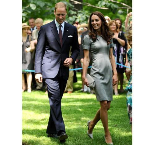 Kate and Williams - They are such a cute couple! Willaim picked a winner and Kate is handling being a royal very well!
