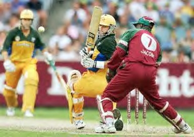 Mark Waugh - Best cricketer in one day cricket