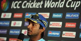 Kumara Sangakkara - Great captain of Sri Lankan Cricket team.