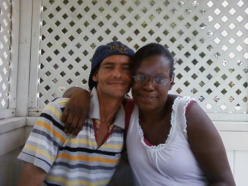 my girl and I - my girl and I at indian rocks beach