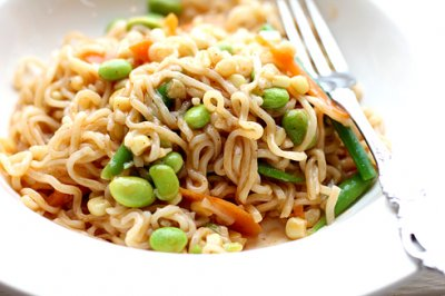 ramen noodles - craving for this!!