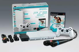 Sony Playstation. - Sony has created a best gaming console of an affordable price which is PlayStation 2. The gaming DVDs are not so costly at all.