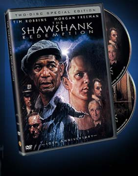Shawshank Redemption - a must see movie of Morgan Freeman