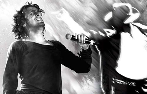 sonu niigaam  - Sonu Niigaam is the indias greatest playback singer. we admire him all. He has Sung a song called this is it with germaine jackson. This song is in tribute to Michael Jackson who is the best pop singer in the whole world .
