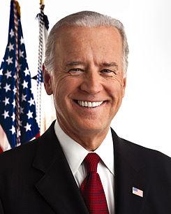 The current vice president - Joe Biden is current our vice president under President Obama.