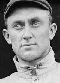 Ty Cobb - One of the greatest players ever in baseball. Also was a racist and a dirty player! Nice to know he was a nice guy! not!