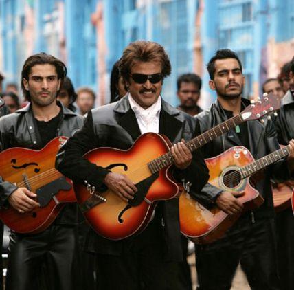 Shivaji - Shivaji the boss!