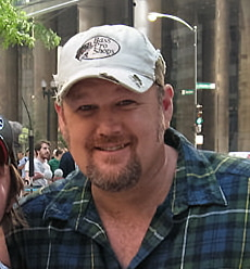 Larry the Cable guy - I love him as the voice of 'Mader' in Cars!
