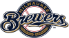 Brewers logo - The Milwaukee Brewers current logo.