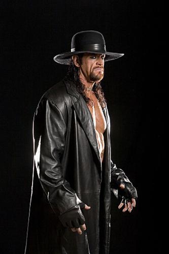 wwe - wwe legendary superstar the deadman 'undertaker'
