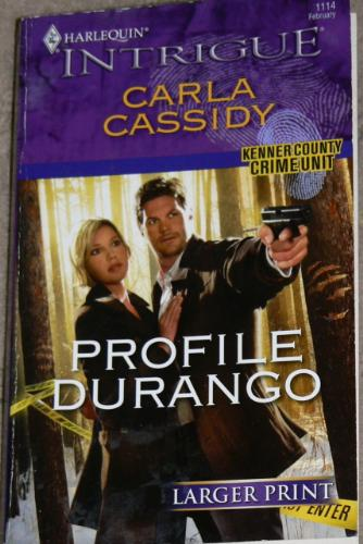 Profile Durango - A book called Profile Durango by Carla Cassidy