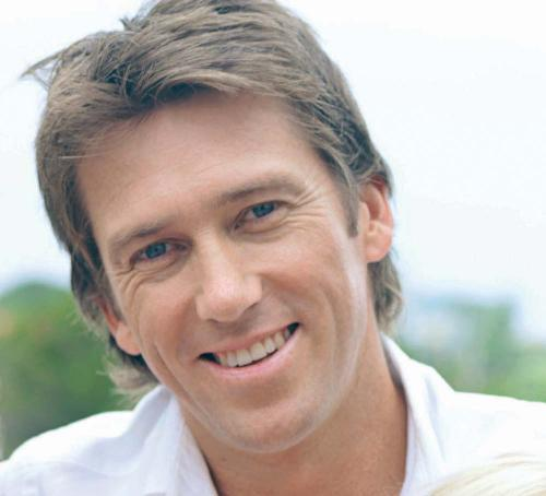 Glenn Mcgrath - Glenn Mcgrath three time world champion bowler.