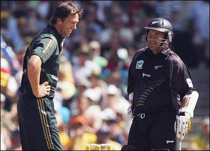 Glenn Mcgrath - Glenn Mcgrath-the best test bowler.