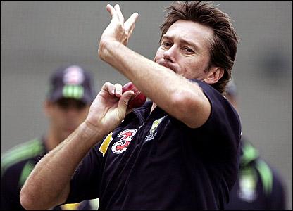 Glenn Mcgrath - The bowler who had best success against Sachin.