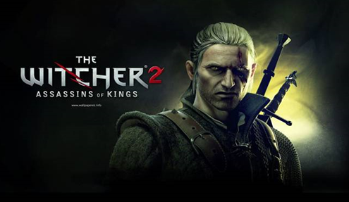 The Witcher 2 - One of my favourite PC games.