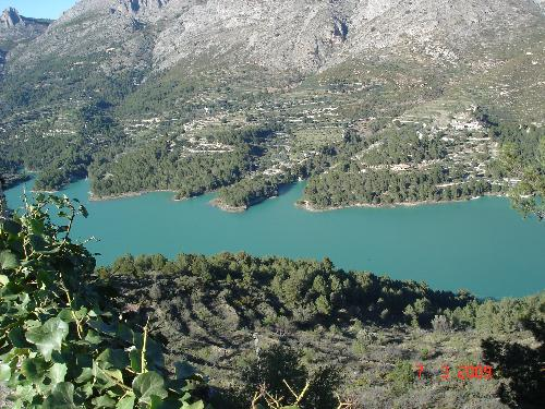 Guadalest,Spain - A nice place in Spain,where I have spend nice time with my friends.