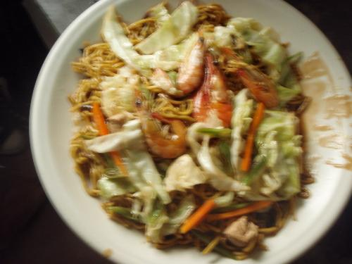 food - its kind of yummy food.. from bicol