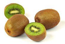 Kiwi - Kiwi fruit.