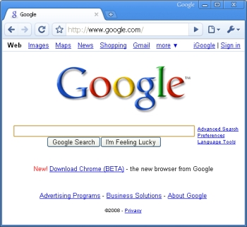 google - this is the webpage of www.google.com..worlds best search engine..!!!
