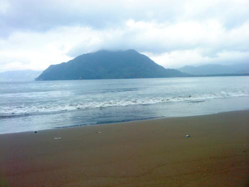 Prigi Beach - This is fhoto of the beach. This beach is in East Java, Indonesia.