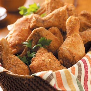 Fried chicken!1 - Love the delicious thing ;)