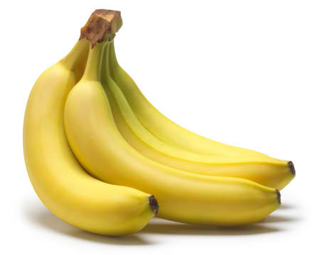 Banana -- Healthy - Bananas are truly healthy. This is the best snack you can have, especially when experiencing a sugar low. They're also rich in potassium, which is crucial for keeping one's body healthy.