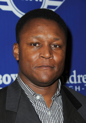 Barry Sanders - One of the all=time running backs in NFL history! He is only like 5'8' but ran like he was bigger!