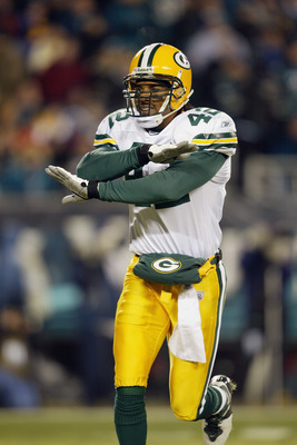 Darren Sharper - When he was a Green Bay Packer. He was one of the Packers best in the secondary to date!