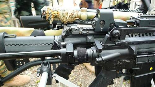 guns - photo of high powered guns