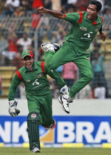 Saiful Islam - one of the best bowler of bangladesh cricket
