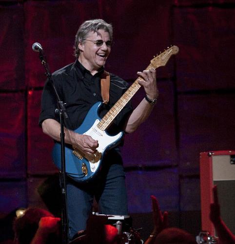 Steve Miller - The legendary Steve Miller of the Steve Miller Band fame.