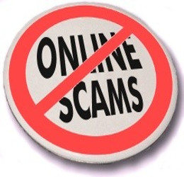 scam alert - beware to scam site