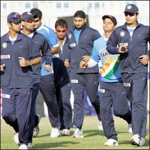 cricket - indian cricket team