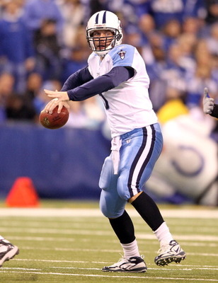 Kerry Collins - He just retired form the NFL. He played for the Titans,Giants,Raiders,Saints and Panthers.