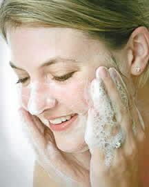 Soap and Face Wash - After using face wash the face is looks so nice