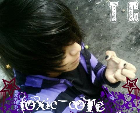 toxic-core - scene