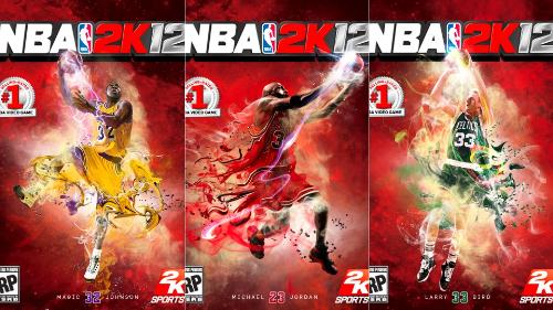 2k12 the video game - these will be the covers of the new 2k12 video game. i don't know which will actually be the cover. these are the choices for the cover of the game is what i'm getting at.