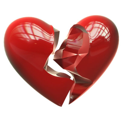 broken heart - does love is always a refreshing thing?