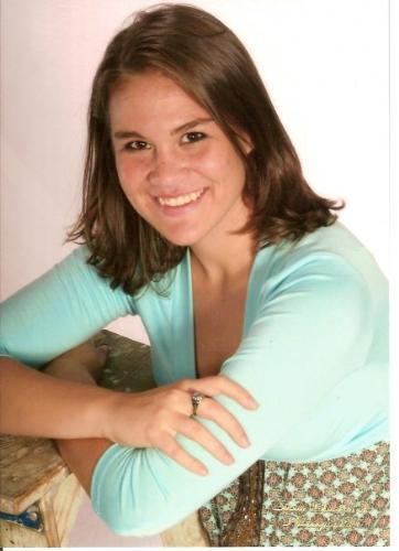 Lauren - This is Lauren Crook's Senior photo...the year that it all began 2006