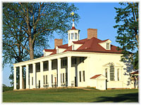 Mount Vernon,VA - the home of George Washington.