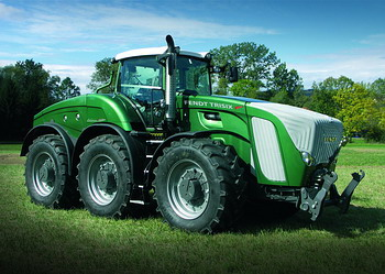 fendt trisix - one of the most beautiful fendts.
