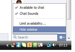 the new facebook chatbox - the annoying chatbox that has destroyed my chatting experience.. if you want to make your chatting experience better.. i advise you.. STAY AWAY FROM THIS UPDATE!