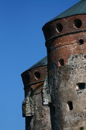 Finish castle - Finish castle in Savonlinna