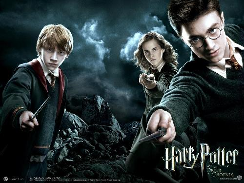 harry potter and deathly hallows - it all ends with this part