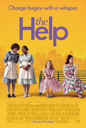 Help - 'Help' is a movie based on the book called 'The Help' about black maids in the 1960's.
