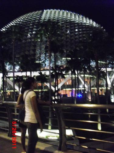 Durian Hall - Durian Hall/Building, Marina Bay, Singapore