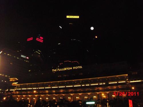 Fullerton Hotel - Fullerton Hotel at Marina Bay