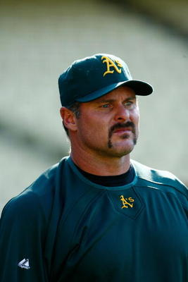 Jason Giambi - Another steriod user who is still playing in the big league.