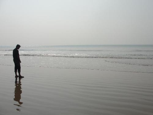 Loneliness - Yes, i am........... who is here?